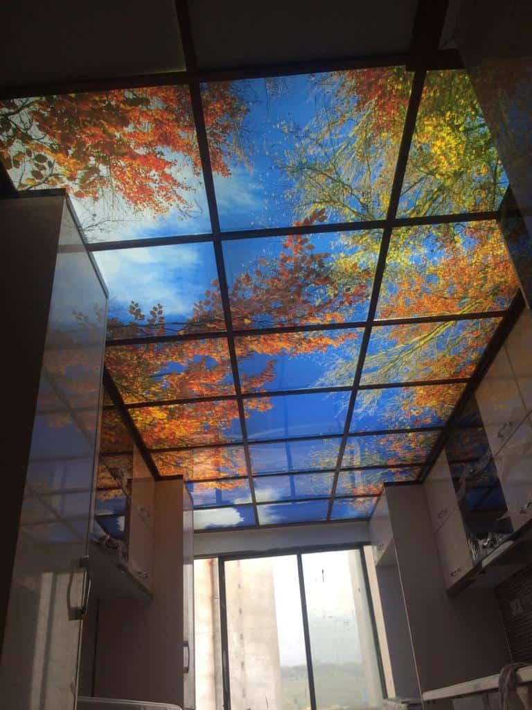 پروژه های سقف آسمان مجازی