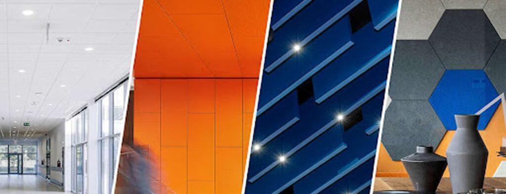 رنگ کناف سقف